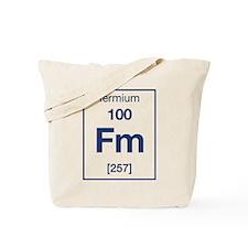 Fermium Tote Bag