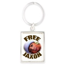Free Jaxon Portrait Keychain