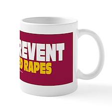 Guns Prevent Crimes Bumper sticker Mug