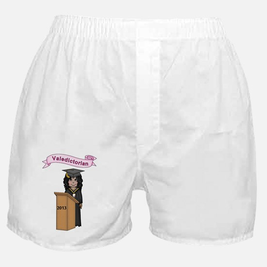 Proud Valedictorian 2013 Boxer Shorts