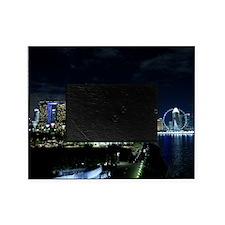 Singapore Skyline Picture Frame
