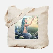 Beautiful Mermaid Tote Bag