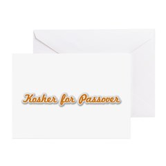 Kosher for Passover Cards (6 in pack)