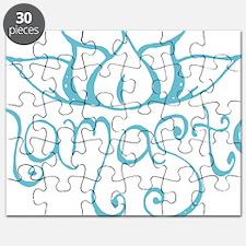 Namaste Lotus Flower Puzzle