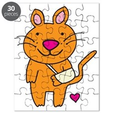Broken Kitty Puzzle