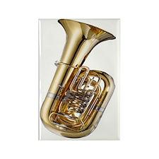 tuba-98 Rectangle Magnet