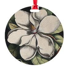 Vintage Magnolia Ornament
