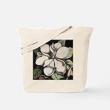 Vintage Magnolia Tote Bag