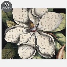 Vintage Magnolia Puzzle