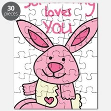 Somebunny Loves You Puzzle