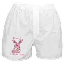 Mommy's Lil' Honey Bunny Boxer Shorts