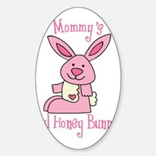 Mommy's Lil' Honey Bunny Decal