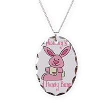 Mommy's Lil' Honey Bunny Necklace