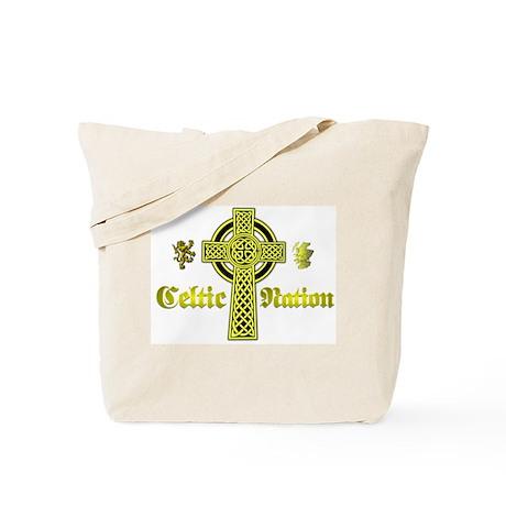 Celtic Nation. Tote Bag