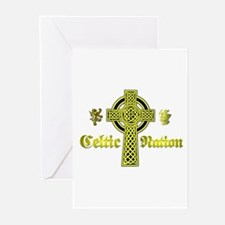 Celtic Nation. Greeting Cards (Pk of 10)