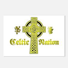 Celtic Nation. Postcards (Package of 8)