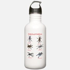 poecilotheria Water Bottle