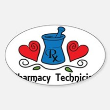 Pharmacy Technician Decal