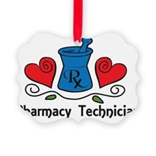 Pharmacy Technician Ornament