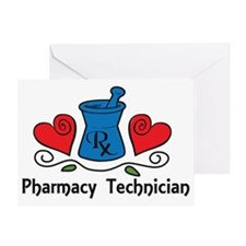 Pharmacy Technician Greeting Card