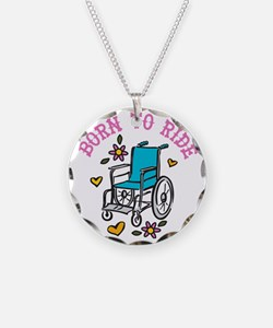 Born To Ride Necklace