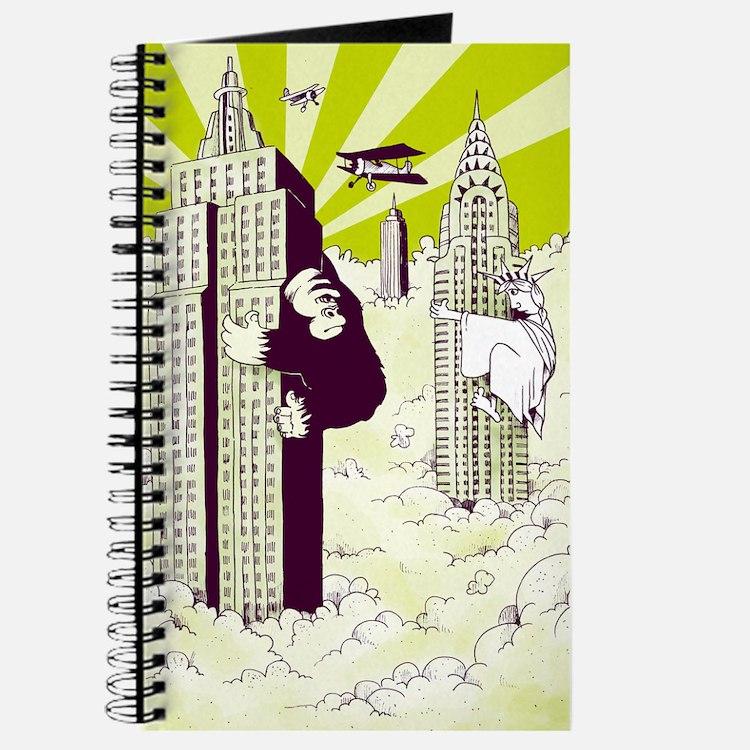 King Kong Journal
