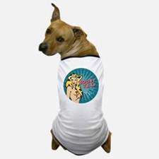 BOOBY TRAP BAR ROUND Dog T-Shirt