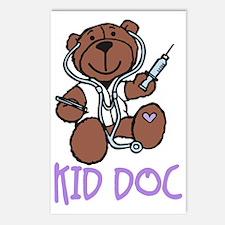 Kid Doc Postcards (Package of 8)