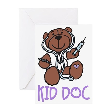 Kid Doc Greeting Card