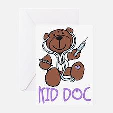 Kid Doc Greeting Card