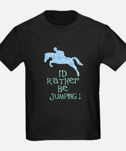 rather-jumping blue T