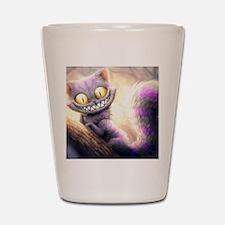 Cheshire Cat Shot Glass