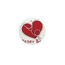 Heart Doc Mini Button
