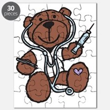 Doctor Teddy Puzzle