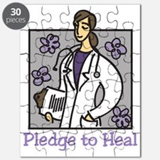 Pledge To Heal Puzzle