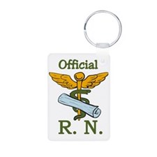 Official R.N. Keychains