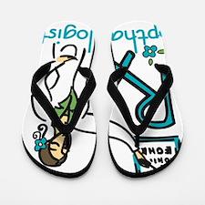 Opthamologist Flip Flops