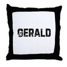 Gerald Throw Pillow