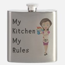 My Kitchen My Rules Flask