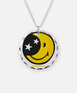 Moon Smiley Necklace