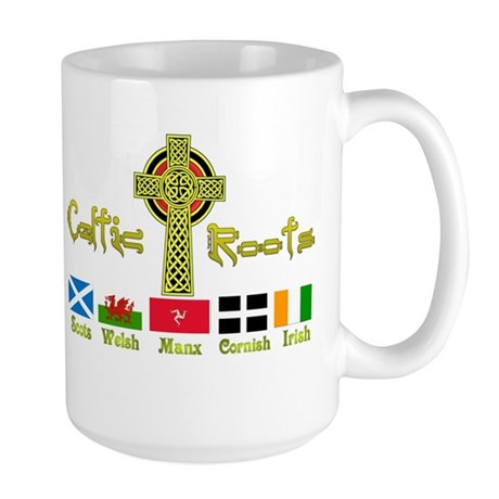 My Celtic Heritage. Large Mug