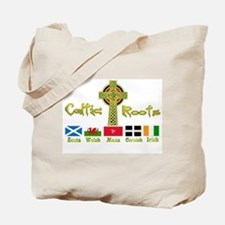 My Celtic Heritage. Tote Bag