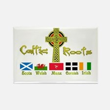 My Celtic Heritage. Rectangle Magnet