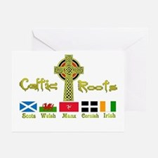 My Celtic Heritage. Greeting Cards (Pk of 10)