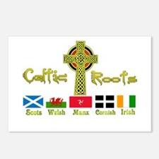 My Celtic Heritage. Postcards (Package of 8)