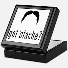 Mustache-042-A Keepsake Box