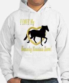 I Love My Kentucky Mountain! Hoodie