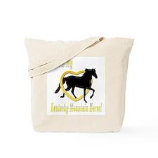 I Love My Kentucky Mountain! Tote Bag