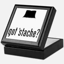 Mustache-055-A Keepsake Box