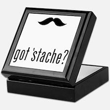 Mustache-048-A Keepsake Box
